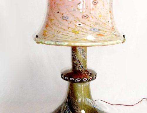 金彩ランプ琉花
